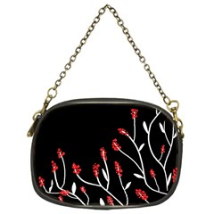 Elegant Tree 2 Chain Purses (one Side)  by Valentinaart