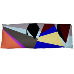 Geometrical Abstract Design Body Pillow Case Dakimakura (two Sides)