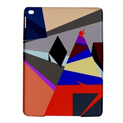 Geometrical Abstract Design Ipad Air 2 Hardshell Cases