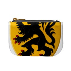 Flanders Coat Of Arms  Mini Coin Purses