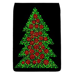 Sparkling Christmas Tree Flap Covers (l)  by Valentinaart