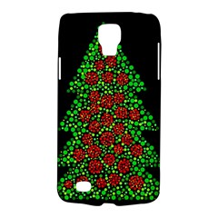Sparkling Christmas Tree Galaxy S4 Active by Valentinaart