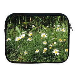 Wild Daisy Summer Flowers Apple Ipad 2/3/4 Zipper Cases by picsaspassion