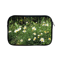 Wild Daisy Summer Flowers Apple Ipad Mini Zipper Cases by picsaspassion