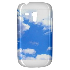 Summer Clouds And Blue Sky Samsung Galaxy S3 Mini I8190 Hardshell Case