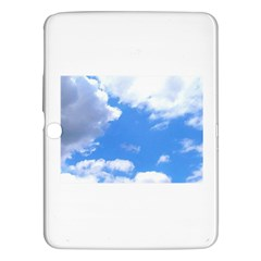 Summer Clouds And Blue Sky Samsung Galaxy Tab 3 (10 1 ) P5200 Hardshell Case  by picsaspassion