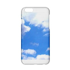 Summer Clouds And Blue Sky Apple Iphone 6/6s Hardshell Case