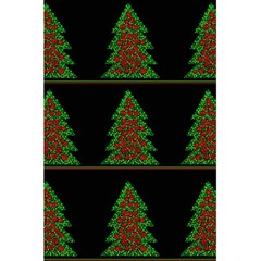 Christmas Trees Pattern 5 5  X 8 5  Notebooks by Valentinaart