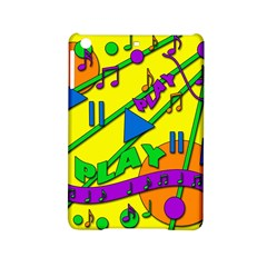 Music Ipad Mini 2 Hardshell Cases by Valentinaart