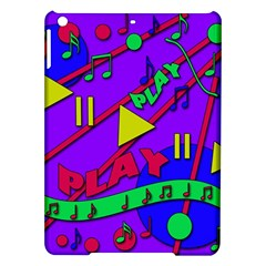 Music 2 Ipad Air Hardshell Cases by Valentinaart