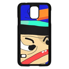 Accident  Samsung Galaxy S5 Case (black) by Valentinaart