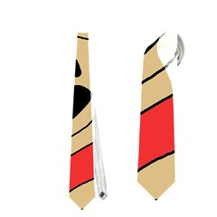 Accident  Neckties (one Side)
