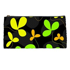 Floral Design Pencil Cases by Valentinaart