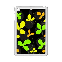Floral Design Ipad Mini 2 Enamel Coated Cases by Valentinaart