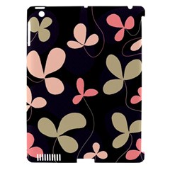 Elegant Floral Design Apple Ipad 3/4 Hardshell Case (compatible With Smart Cover) by Valentinaart