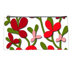 Floral Tree Pencil Cases