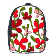Floral Tree School Bags(large)