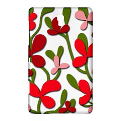 Floral Tree Samsung Galaxy Tab S (8 4 ) Hardshell Case  by Valentinaart