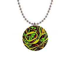 Snake Bush Button Necklaces by Valentinaart