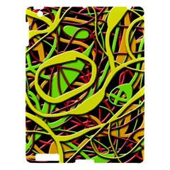 Snake Bush Apple Ipad 3/4 Hardshell Case by Valentinaart