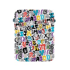 Alpha Pattern Apple Ipad 2/3/4 Protective Soft Cases