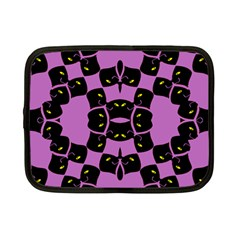 Flower Of Life Netbook Case (small)  by MRTACPANS