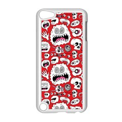 Another Monster Pattern Apple Ipod Touch 5 Case (white)