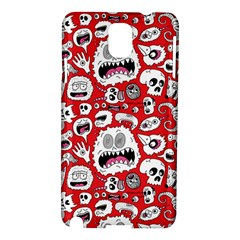Another Monster Pattern Samsung Galaxy Note 3 N9005 Hardshell Case
