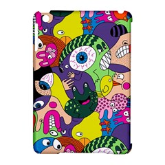 Another Weird Pattern Apple Ipad Mini Hardshell Case (compatible With Smart Cover)