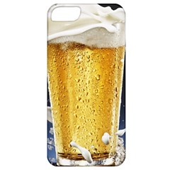 Beer 1 Apple Iphone 5 Classic Hardshell Case by AnjaniArt