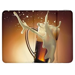 Beer Wallpaper Samsung Galaxy Tab 7  P1000 Flip Case
