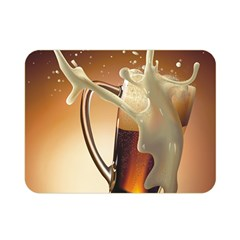 Beer Wallpaper Double Sided Flano Blanket (mini)