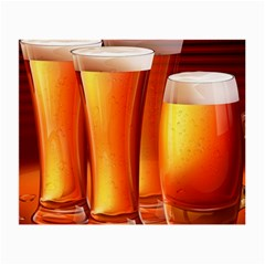 Beer Wallpaper Wide Small Glasses Cloth