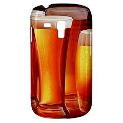 Beer Wallpaper Wide Samsung Galaxy S3 Mini I8190 Hardshell Case