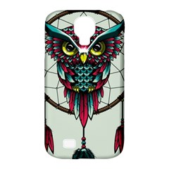 Bird Samsung Galaxy S4 Classic Hardshell Case (pc+silicone) by AnjaniArt