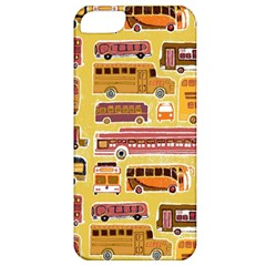 Bus Cartoons Logo Apple Iphone 5 Classic Hardshell Case