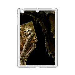 Cart A Ipad Mini 2 Enamel Coated Cases by AnjaniArt