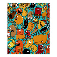 Creature Cluster Shower Curtain 60  X 72  (medium)  by AnjaniArt