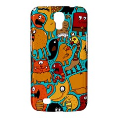 Creature Cluster Samsung Galaxy Mega 6 3  I9200 Hardshell Case by AnjaniArt