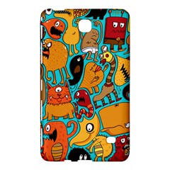 Creature Cluster Samsung Galaxy Tab 4 (7 ) Hardshell Case  by AnjaniArt