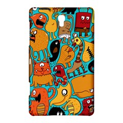 Creature Cluster Samsung Galaxy Tab S (8 4 ) Hardshell Case  by AnjaniArt