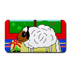 Urban Sheep Medium Bar Mats by Valentinaart