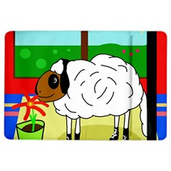 Urban Sheep Ipad Air 2 Flip by Valentinaart