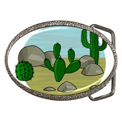 Desert Belt Buckles by Valentinaart