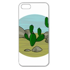 Desert Apple Seamless Iphone 5 Case (clear)