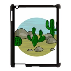 Desert Apple Ipad 3/4 Case (black) by Valentinaart