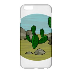 Desert Apple Iphone 6 Plus/6s Plus Hardshell Case by Valentinaart