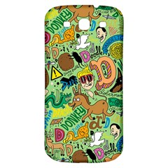 D Pattern Samsung Galaxy S3 S Iii Classic Hardshell Back Case
