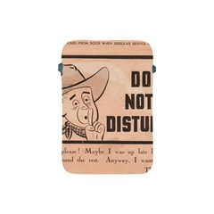 Do Not Disturb I Want To Sleep Thanks Apple Ipad Mini Protective Soft Cases