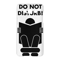 Do Not Disturb Sign Board Samsung Galaxy A5 Hardshell Case  by AnjaniArt